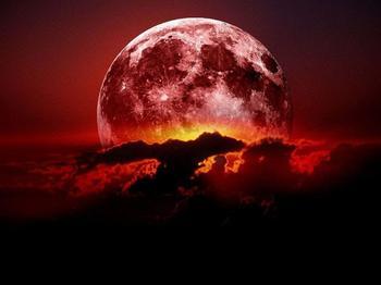 Космическое зрелище: кровавая голубая луна - 2018 в разных странах мира