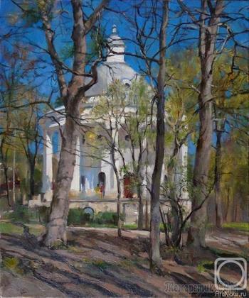 Азат Галимов. Поэтика пейзажа