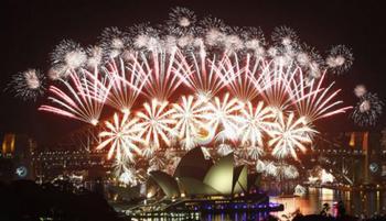 Интересные традиции встречи нового года