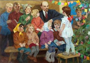Как отмечали Новый год советские руководители?