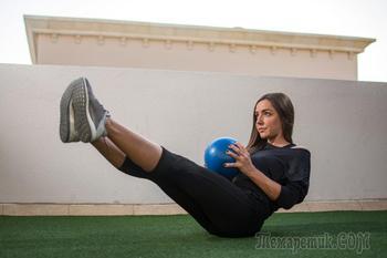 17 упражнений, которые помогут выглядеть более подтянуто и спортивно