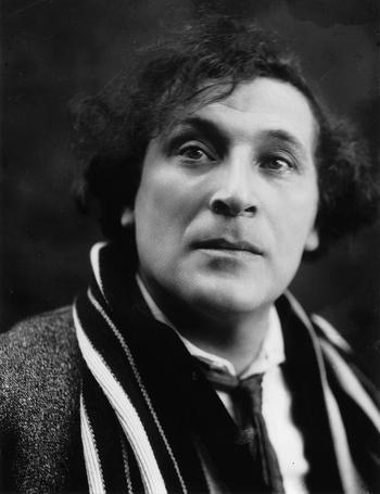 Самые известные картины Шагала: фото с названиями