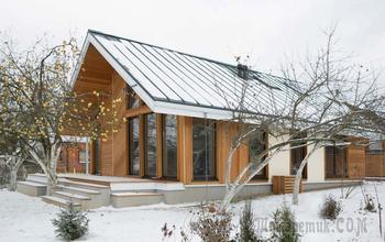 Smuga House в Белорусии.