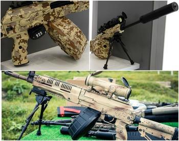 СМИ раскрыли особенности нового российского пулемёта РПК-16