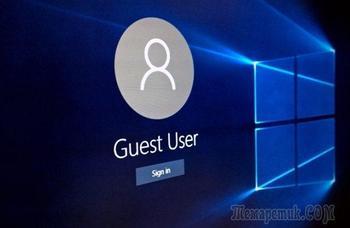 Как можно удалить локальную учетную запись пользователя на Windows 10