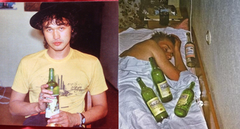 Как и что пили российские рок-звезды