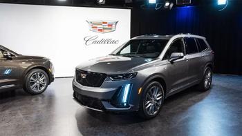 Cadillac XT6 2020 – новый кроссовер Кадиллак ХТ6
