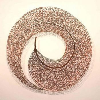 Изящная вышивка от австралийской рукодельницы