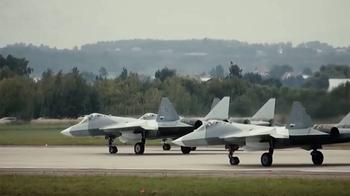 В США за неделю выпускают столько F-35, сколько русские собираются выпустить Су-57 за год