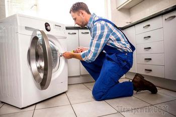 15 причин, почему стиральная машина не сливает воду