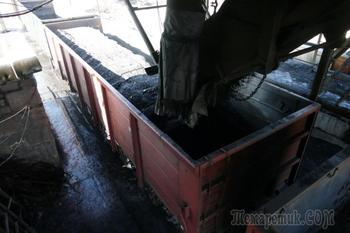 Украина осталась без российского топлива