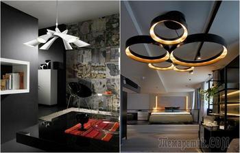 Дизайнерские светильники в стиле хай-тек, которые преобразят даже самый скучный интерьер