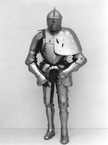 Мифы и факты о средневековой броне и оружии