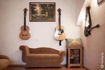 Простая квартира белорусских музыкантов