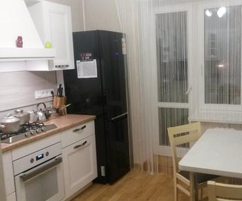 Кухня: практичная, для мужчины и кота