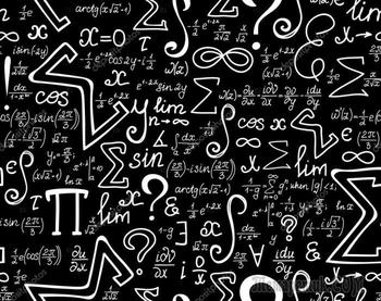 Как появились математические знаки и символы