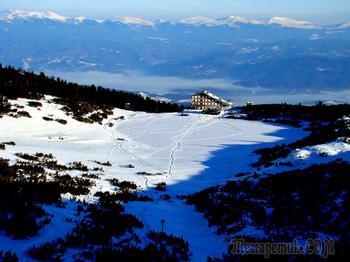 Горные курорты Болгарии 10. От Добриниште до хижины Безбог