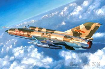 5 самых массовых боевых самолетов, стоящих на вооружении ВВС многих стран мира