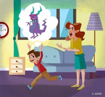 5 веских причин никогда не кричать на ребенка