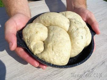 Все удивляются, как хорошо получается! Дачный хлеб - всегда удачный!