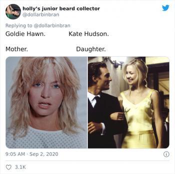 Родственные связи среди знаменитостей, про которые вы могли не знать