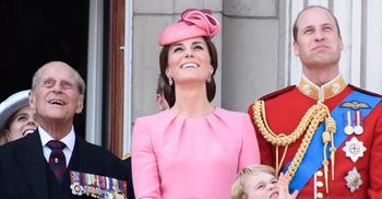 Найдено совместное ретро-фото дедушек Кейт Миддлтон и принца Уильяма