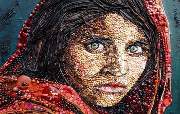 На выброс: искусство от Джейн Перкинс