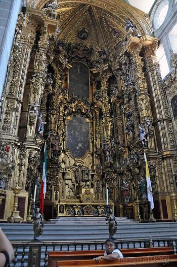 Прогулки по Историческому Центру Мехико  Часть 1