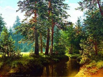 """""""Люблю я русскую природу..."""" Пейзажи Александра Булакова"""