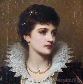 Томас Фрэнсис Дикси (1819-1895) - Джульетта, Офелия, Миранда и другие...