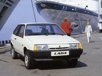 """Тридцать два года """"зубилу"""": ностальгический тест-драйв ВАЗ-2108"""