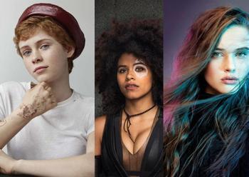 10 молодых актрис, о которых скоро будут говорить все