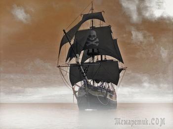 Второе пиратское. РАССКАЗ СЕВЕРНОГО РОБИНЗОНА