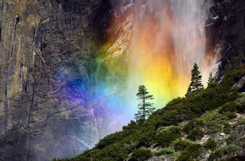 Чудо природы: водопад Лошадиный Хвост