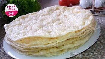 Шелпек – Три ингредиента, а сколько удовольствия!