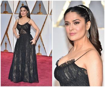 Худшие платья «Оскара-2017»