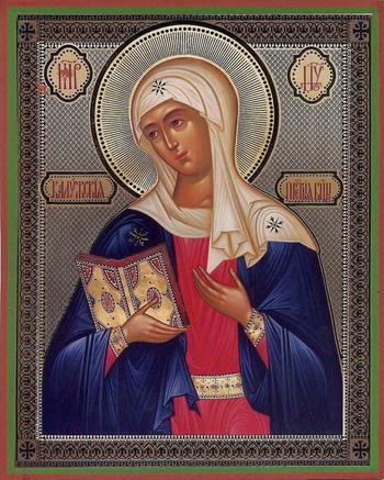 Калужская икона Божией Матери: значение, монастырь Калужской иконы Божией Матери