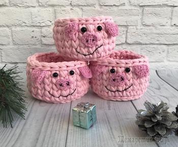 Поделки из пряжи — фото вариантов создания уникальных и красивых игрушек или украшений своими руками