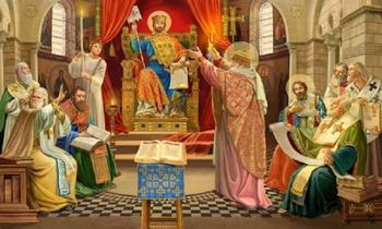 Как святитель Спиридон участвовал во Вселенском Соборе