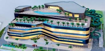 Новый крытый аквапарк в Сочи в 2018 году