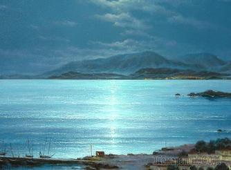 У моря (Стих)