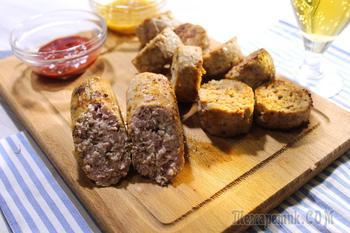 Самые простые домашние колбаски