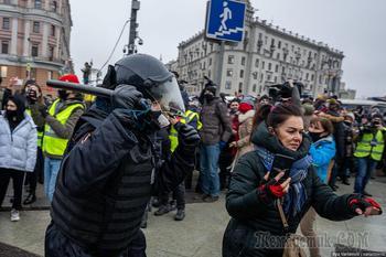 Митинги и протесты: что же произошло вчера?