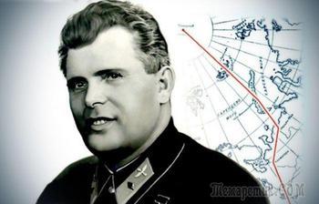 7 детей и Северный полюс в жизни легендарного лётчика Михаила Водопьянова