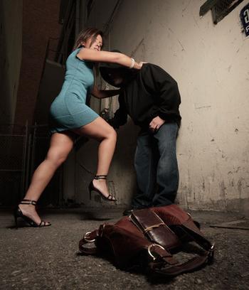 Защита личности от нападения,  похищения и другой опасности