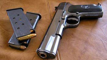 """О пистолете ТТ и """"плагиате"""" в оружейном деле"""