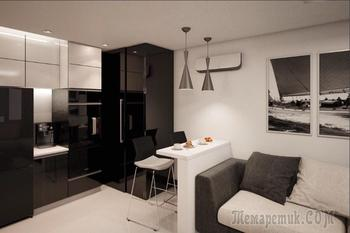 Как со вкусом обустроить крохотную квартирку: удачные примеры минчан