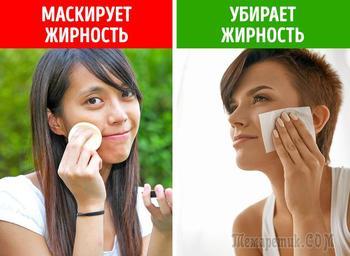 10 частых ошибок в уходе за лицом, которыми грешат почти все женщины
