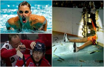 17 зрелищных моментов и непередаваемых эмоций, которые заставят взглянуть на спорт под другим углом