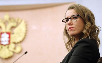 Верховный суд принял жалобу Собчак на регистрацию Путина в качестве кандидата на выборах президента